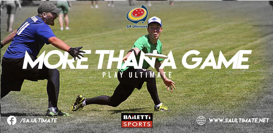 Entry 44 By Icterusads For Urgent Ultimate Frisbee Banner Design