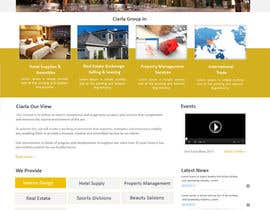 #7 untuk Web Page for a Conference oleh ZWebcreater