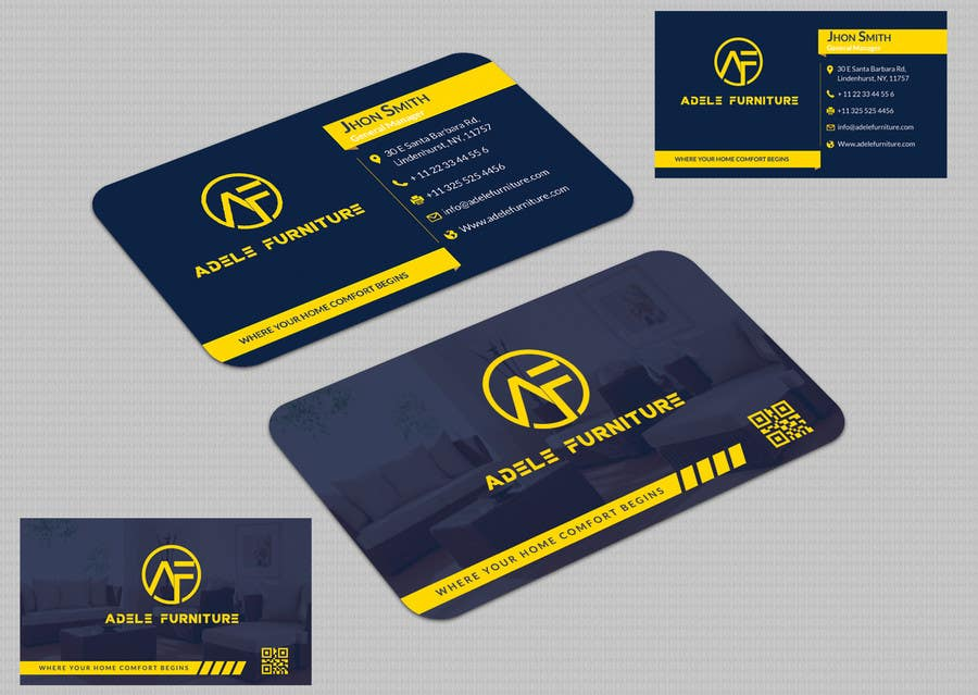 Entry 322 By Asifbd0110 For Design Some Business Cards Freelancer