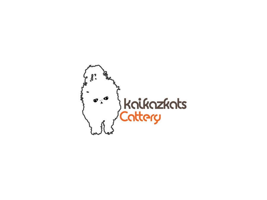 Kilpailutyö #                                        10                                      kilpailussa                                         Design a Logo for a cattery