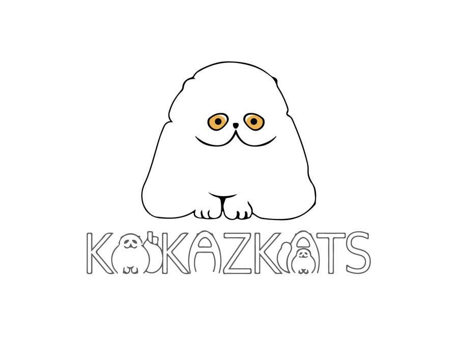 Kilpailutyö #                                        30                                      kilpailussa                                         Design a Logo for a cattery
