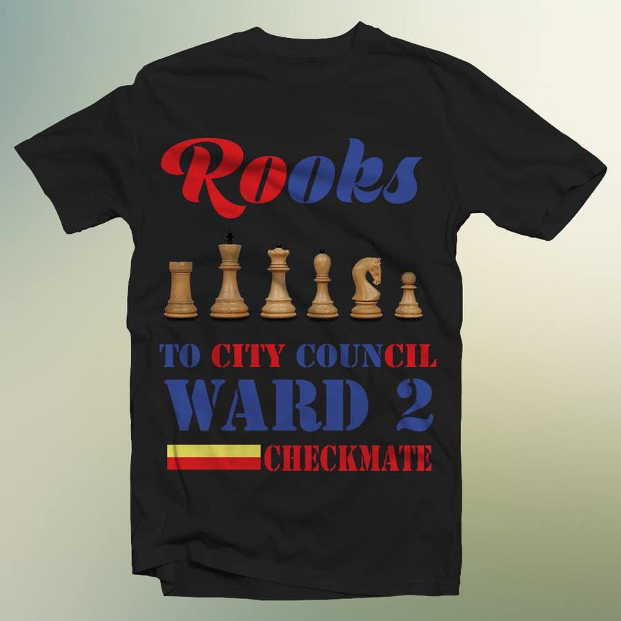 Proposition n°18 du concours Campaign T-Shirt Design