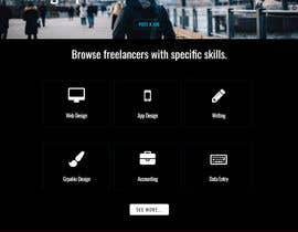 #33 for Create a new beautiful slick mobile responsive design-functional template! Win Additional work too! by yash140498