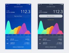 #40 for 7.500 EUR - Design 100 App Mockups for Banking APP (50 Iphone and 50 Android) by AmarKasapovic