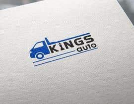 Nro 72 kilpailuun Kings Auto Logo Design käyttäjältä Riteshakre