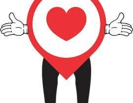 nº 10 pour Heart Mascot par javierlizarbe