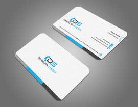 nº 215 pour Design a Business Name Card par zerOnepro