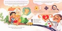 Illustration Kilpailutyö #17 kilpailuun Illustrate a children's book
