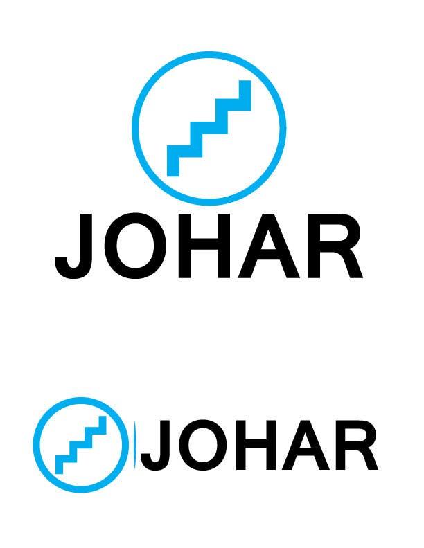 Proposition n°10 du concours Johar Logo Design