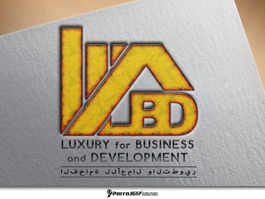 Proposition n°465 du concours Logo for ( Luxury for Business and Development  )