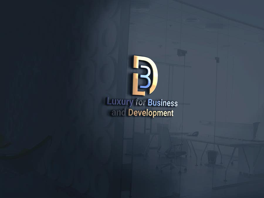 Proposition n°416 du concours Logo for ( Luxury for Business and Development  )
