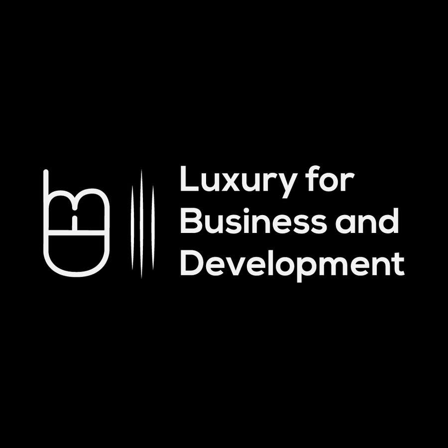 Proposition n°412 du concours Logo for ( Luxury for Business and Development  )