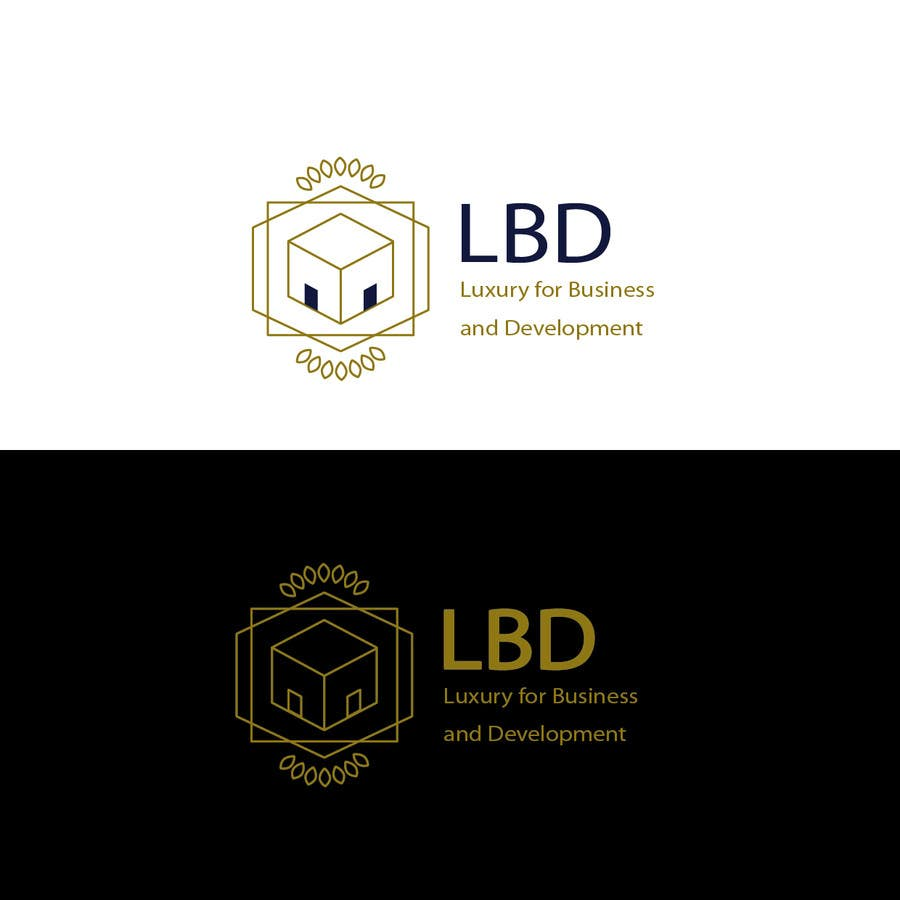 Proposition n°177 du concours Logo for ( Luxury for Business and Development  )