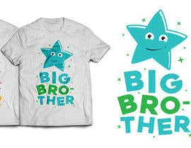 nº 118 pour Design kids' t-shirt with two variations (boy/girl) using our brand colors and font par CLKB