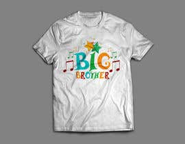 nº 110 pour Design kids' t-shirt with two variations (boy/girl) using our brand colors and font par aaahhhmostafa