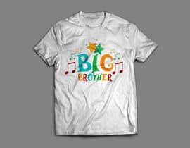Nro 110 kilpailuun Design kids' t-shirt with two variations (boy/girl) using our brand colors and font käyttäjältä aaahhhmostafa