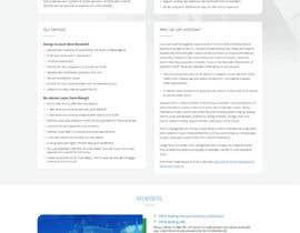 nº 13 pour NonProfit Credit Union Website par edcrdnl