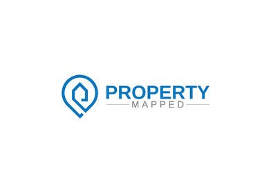#133 for Logo for PropertyMapped by anik6862