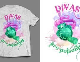 nº 40 pour Design a T-Shirt for ladies par ohVel