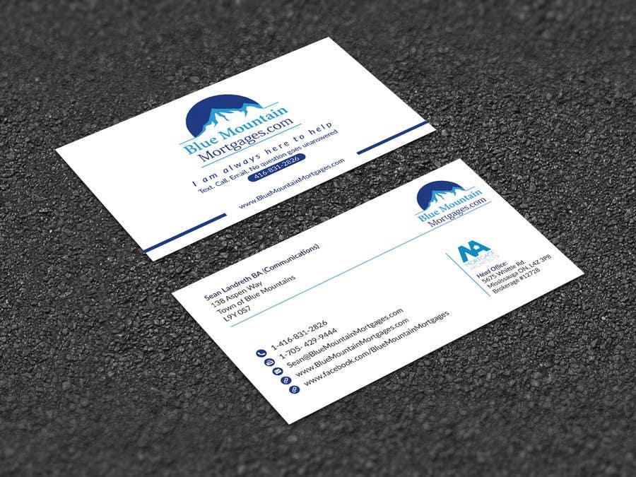 Proposition n°34 du concours Business Card Design