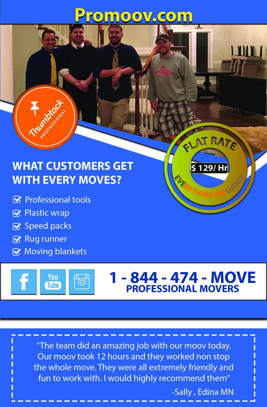 Proposition n°27 du concours Design an Advertisement flyer