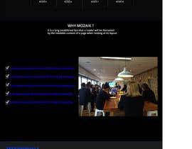 nº 14 pour Design a Website Mockup par Rounjo