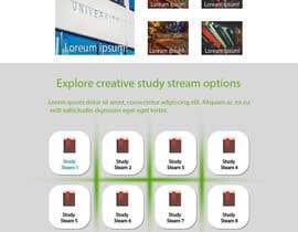 nº 13 pour Design a Website Mockup par IonelCristian