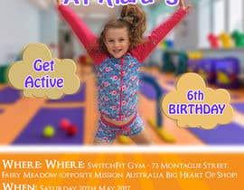 #29 for Birthday Invitation by msc769