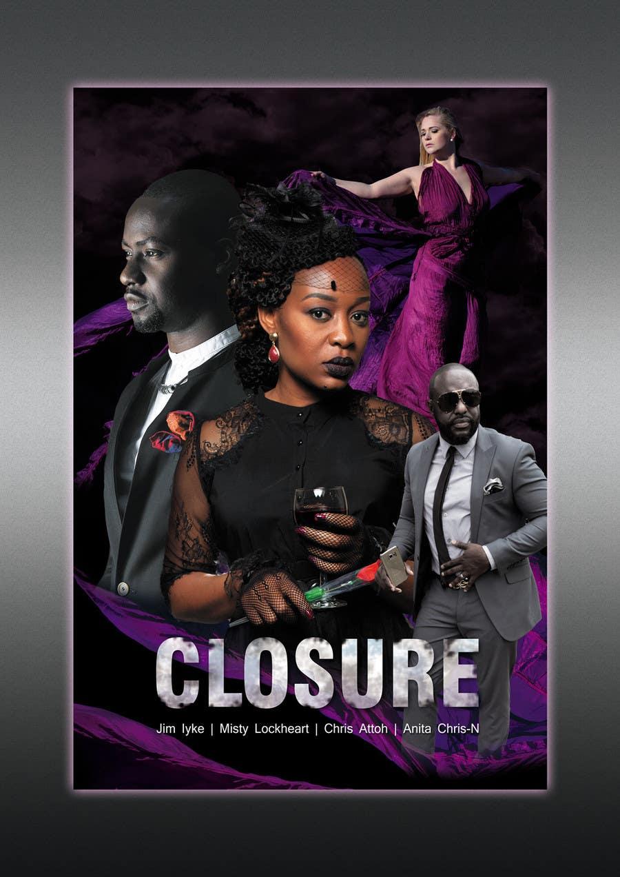 Proposition n°13 du concours MOVIE COVER DESIGN for CLOSURE