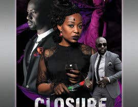 nº 13 pour MOVIE COVER DESIGN for CLOSURE par Ichwan94