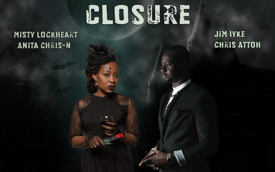 Proposition n°18 du concours MOVIE COVER DESIGN for CLOSURE