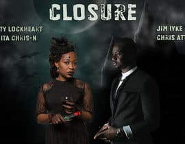 nº 18 pour MOVIE COVER DESIGN for CLOSURE par divakarmonu