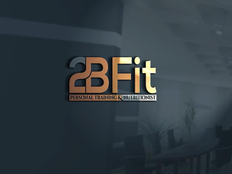Proposition n°50 du concours 2BFit Personal training & nutritionist logo design