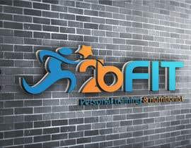 nº 20 pour 2BFit Personal training & nutritionist logo design par chandanjessore