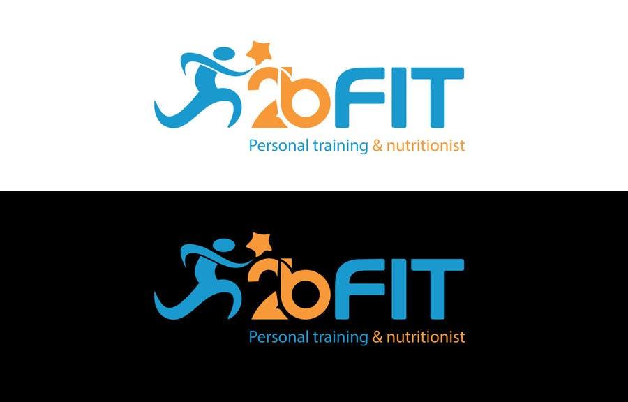 Proposition n°22 du concours 2BFit Personal training & nutritionist logo design