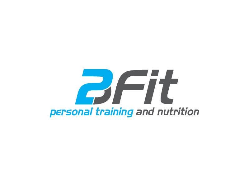 Proposition n°81 du concours 2BFit Personal training & nutritionist logo design