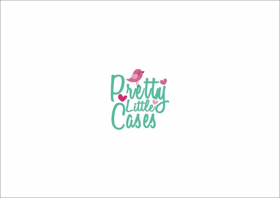 Bài tham dự cuộc thi #                                        98                                      cho                                         Logo Design for New Brand 'Pretty Little Cases'