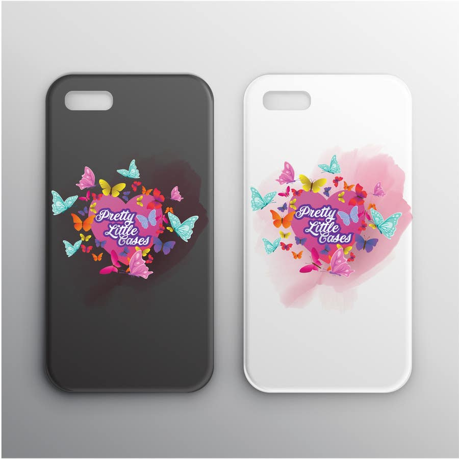Bài tham dự cuộc thi #                                        40                                      cho                                         Logo Design for New Brand 'Pretty Little Cases'
