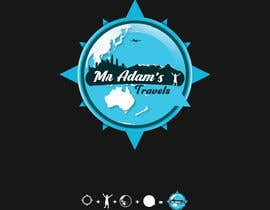 nº 66 pour Design a logo for a personal travel blog - Mr Adam's Travels par arbnori93