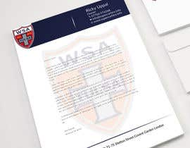 #9 for Create letterhead  in Word or Google Docs by bismillahit