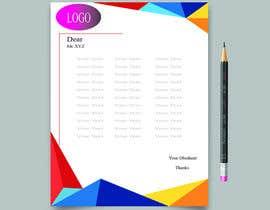 #3 for Create letterhead  in Word or Google Docs by NirobAlim