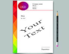 #14 for Create letterhead  in Word or Google Docs by NirobAlim