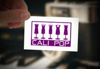 Graphic Design Contest Entry #63 for Logo design for cool new women's apparel company; CaliPop