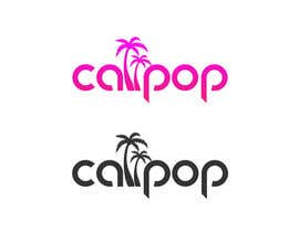 #192 for Logo design for cool new women's apparel company; CaliPop by nproduce