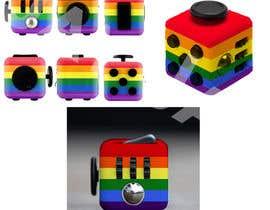 #2 for TURN THIS RAINBOW - fidget cube photos by jayruivivarjr