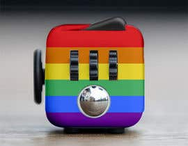 #3 for TURN THIS RAINBOW - fidget cube photos by electrolime