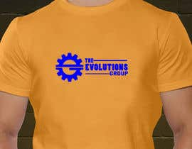 nº 29 pour Design a T-Shirt for The Evolutions Group par dizaraj
