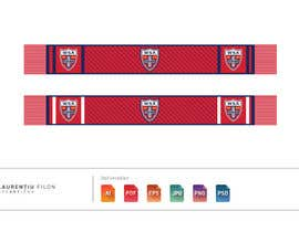 nº 4 pour Design A Scarf for WSA Soccer Club par laurentiufilon
