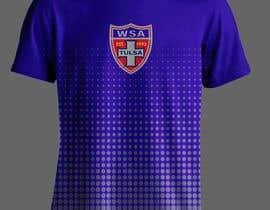 Nro 14 kilpailuun Design a T-Shirt for Soccer Club käyttäjältä Bugz318