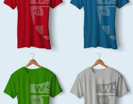 #79 for Design a T-Shirt for Soccer Club by KallasDesign